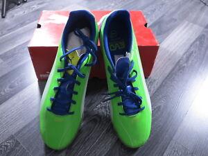 neuf Chaussures de Soccer 5 Puma flex fit et 46 porté jamais Light Ovp intérieur Evd Speed Gr IxFtxqwO4