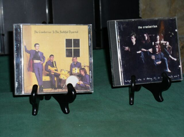 2 - CRANBERRIES CDS~ TO THE FAITHFUL DEPARTED & EVERYBODY ELSE IS [VRYGd + +]
