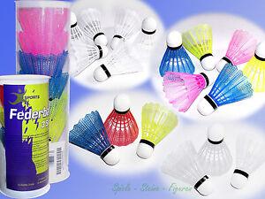 Brillant Volants, Badminton Balles, Loisirs Sports U. Jeu Dispositif, Printemps Balle DernièRe Technologie