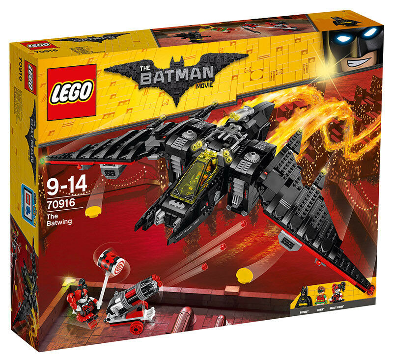 LEGO Batman Movie The Batwing 70916 LEGO