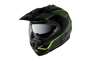 Caberg-Tourmax-Sonic-motorcycle-helmet-matt-Black-amp-yellow-fluo-Motorbike