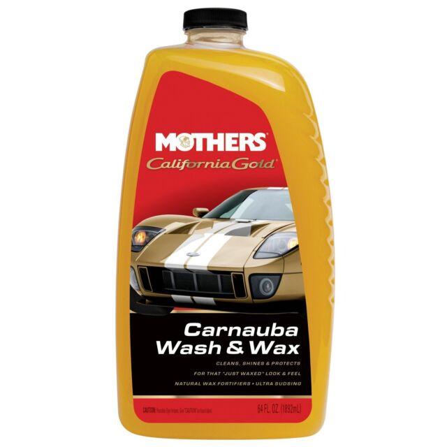 MOTHERS Wash and Wax Car Shampoo 1.89 litre