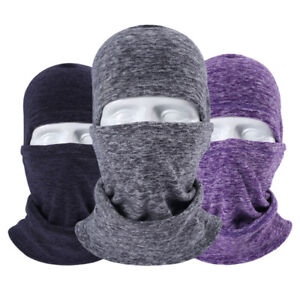 Image is loading Cold-Winter-Shield-Balaclava-Thermal-Fleece-Neck-Warmer- acf500662