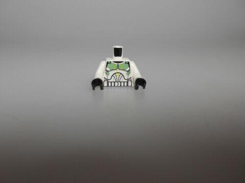 Lego® Star Wars Minifiguren Zubehör 1x Torso Clone Trooper Commander 7913 Neu