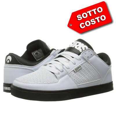 DVS MILITIA CT Black Grey Scarpe Da Ginnastica new skate moto