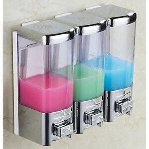 shower and shampoo rv chamber soap lotion mounted modmyrv installed dispenser closeup