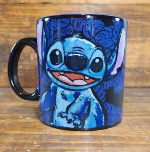 Walt-Disney-039-s-Lilo-amp-Stitch-Ceramic-20-oz-Coffee-Mug