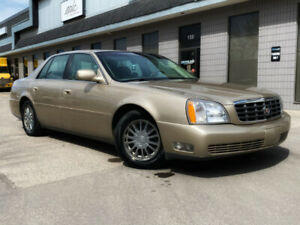 *SOLD*2005 Cadillac DeVille DHS 111K