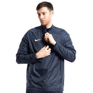 Dettagli su Nike Academy 18 SCUDO TRAPANO MEN'S TOP 14 lunghezza cerniera mostra il titolo originale