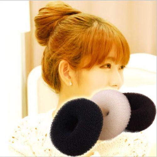New Ring Hair Accessory Dount Women Meatball Shaper Hair Styler Maker Bun Tools