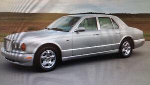 1999 Bentley Arnage Cuir couleur Ivoire