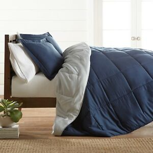 Home-Collection-Ultra-Soft-Down-Alternative-Reversible-Comforter-Set-7-Colors