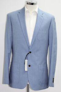 Light Blue Blazer . Billiger Preis Men's Black Label m Sample 2478