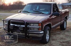 1988-1998-C-K-Silverado-92-99-Suburban-95-99-Tahoe-Black-Grill-Brush-Guard