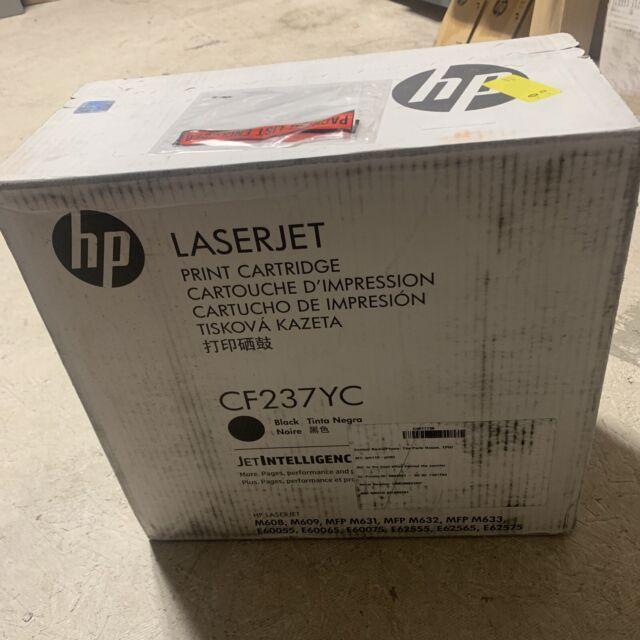 NEW SEALED HP CF237YC CF237Y 37Y Genuine LaserJet Black High Yield Cartridge