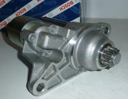 1,0kw neuer orig Bosch Anlasser 0001120406 0986020290 12V 005