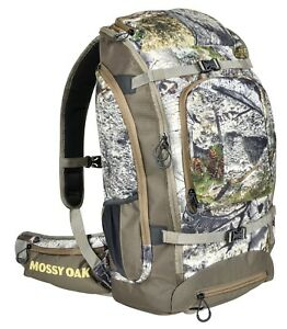 cb2c3ca447 Image is loading Mossy-Oak-Knuckleboom-Hunting-Hiking-Day-Pack-Mountain-