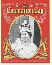 THE QUEENS CORONATION BOOK NEW