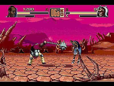 Hasil gambar untuk game Shaq Fu (1994)