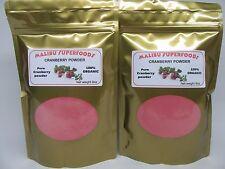 """CRANBERRY JUICE POWDER 16oz (1 lb )Organic All natural NON GMO    """" NEW ITEM """""""
