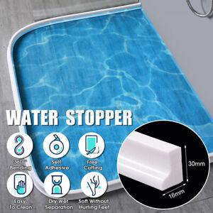 60cm-200cm Dusche Wasserstopper Boden Stopp Streifen Für Badezimmer