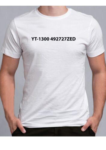 millennium falcon t shirt YT-1300 492727ZED fan Shirt star inspired wars 75192