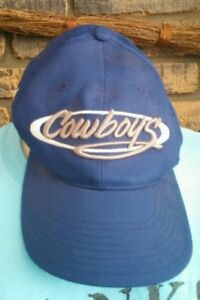 e4b393455da Image is loading Vintage-Dallas-Cowboys-NFL-Football-Snapback-Hat-Cap-