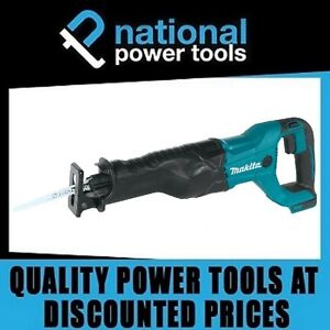 NEW-MAKITA-CORDLESS-RECIPROCATING-SAW-XRJ04-18V-LI-ION-DJR186