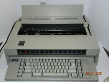 Ibm Wheelwriter 3 Iii Electronic Electric Typewriter With1 New Ribbon Amp 2 Liftoff