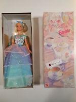 Barbie Dolls Girls Dolls Avon Spring Tea Party Barbie 3rd In The Series 1997