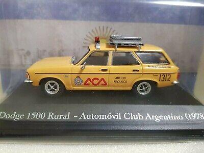 Dodge 1500 Rural Automobil Club 1978 Blister 1:43 Salvat Ixo Modellauto
