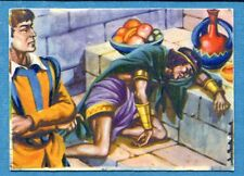 I GRANDI DELLA STORIA - Figurina/Sticker n.174 - MORTE DI MONTEZUMA -Rec