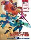 Disney Big Hero 6 Activity Book by Parragon (Paperback, 2014)