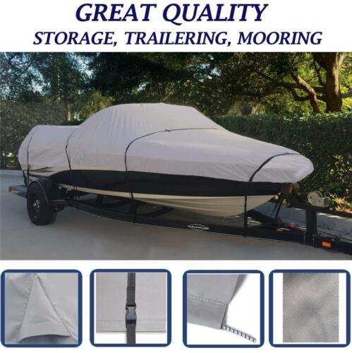 TRAILERABLE BOAT COVER BAYLINER CAPRI 1850 185 CB BOWRIDER I//O