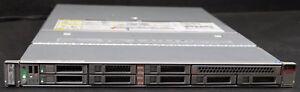 Sun-Oracle-X5-2-2-x-E5-2630v3-8-Core-2-40GHz-32GB-RAM-2x-600GB-HDDs-1U-Server