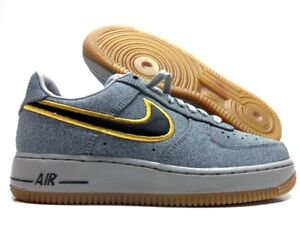 new concept a1fc8 1ae12 Image is loading NIKE-AIR-FORCE-1-PREMIUM-ID-COOL-GREY-