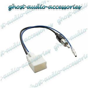 VOITURE-AUDIO-STEREO-ANTENNE-Adaptateur-Cable-pour-Toyota-Celica