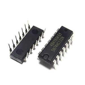 5PCS-74HC132-SN74HC132N-TI-Quad-Schmitt-Trigger-Logic-IC-New