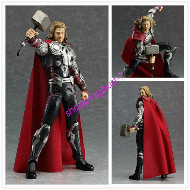 Marvel The Avengers Thor Odinson Figma Action Figure movable toy Collection Gift