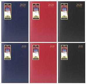2020-diario-A5-A4-pagina-al-dia-con-pagina-completa-de-sabado-y-domingo-diario-de-tapa-dura