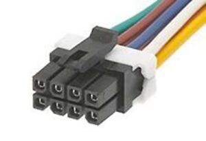 Molex Micro-Fit 45132 Series Number Wire to Board Cable Assembly 2 Row 4 Way 2