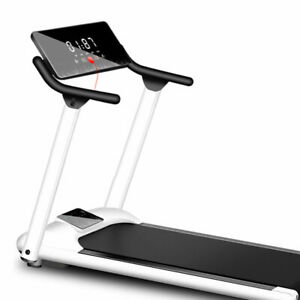 New-Folding-Electric-Treadmill-Motorised-Portable-Running-Machine-Fitness-Lot
