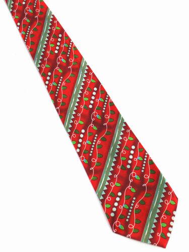 Christmas Tie Mens Xmas Novelty Santa Office Party Neck Tie Gift Present Snowman