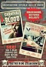 Undertaker and his Pals / Carnival of Blood DVD NEW