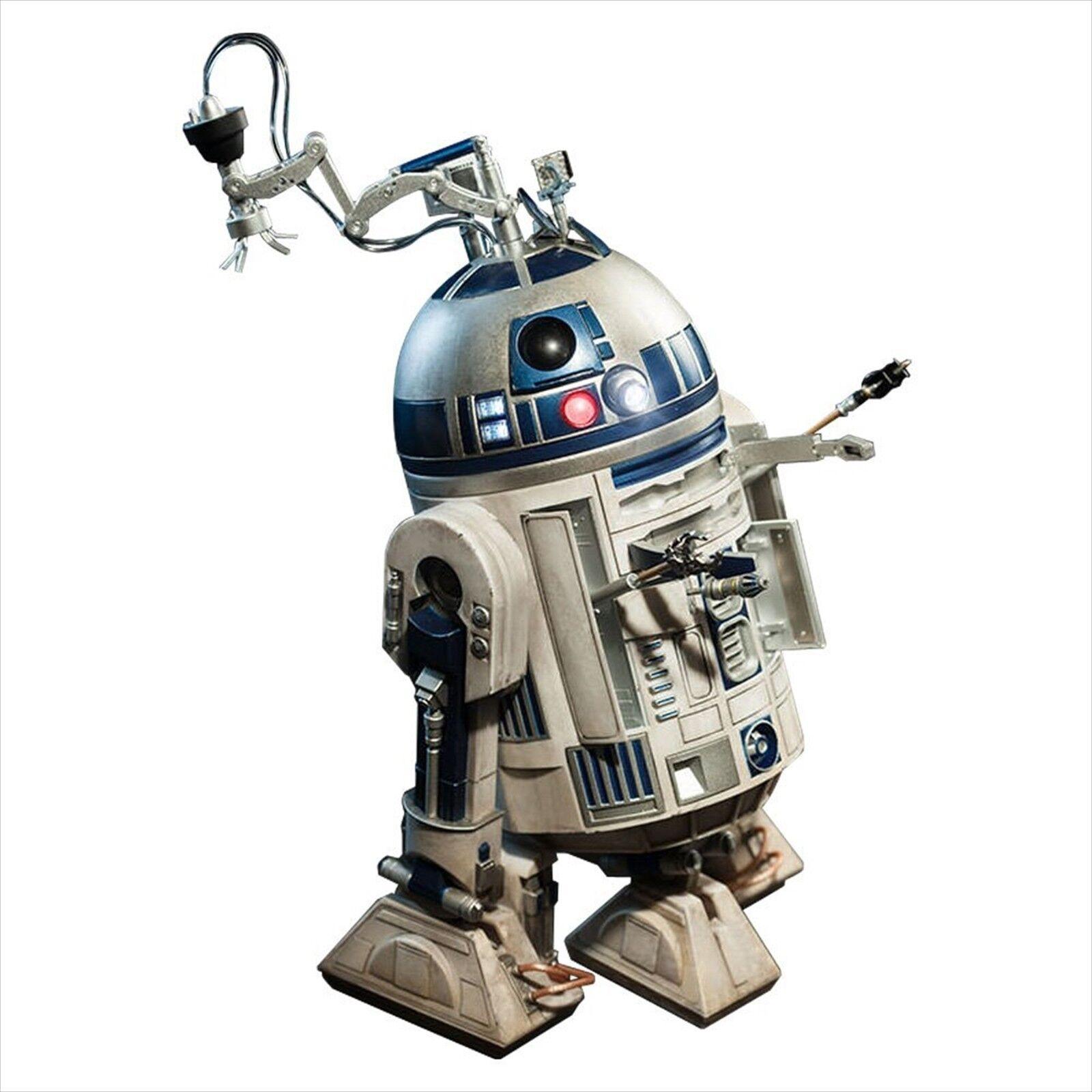 Sideshow Hero Hero Hero of Rebellion Star Wars R2-D2 1/6 Scale Complete Action Figure fc326b