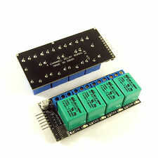 5V  4Channel Relay Board for Arduino Raspberry Pi AVR PIC ARM 8051 ULN2003