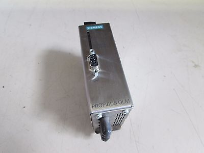 SIEMENS SIMATIC NET PROFIBUS OLM P12V4.1 # 6GK1503-3CA01 XLNT MAKE OFFER!!