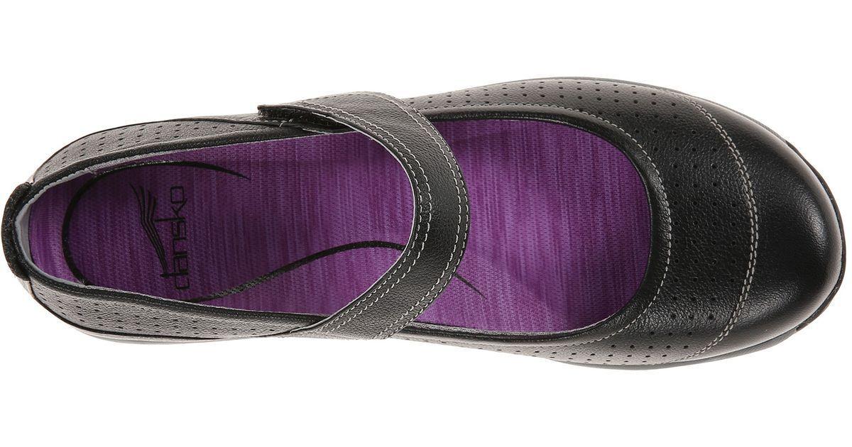 Neu Dansko Hadley Mary Jane Keilabsatz Schuhe 41 Schwarz-Grau Leder Damen Sz 41 Schuhe 15a3cb