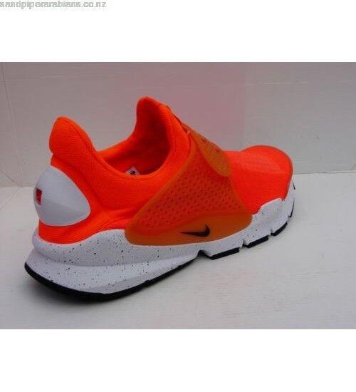 the best attitude 4ccd4 93ca8 Nike Sock Dart SE Men s Shoes Total Crimson black white 833124-800 11   eBay
