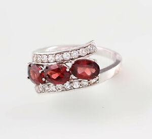 8425013-925er-Silber-Ring-Granat-Zirkonia-Gr-59-5
